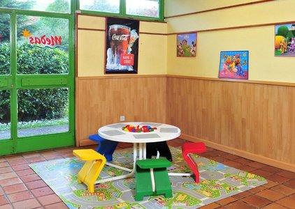 Spaces designed for little kids